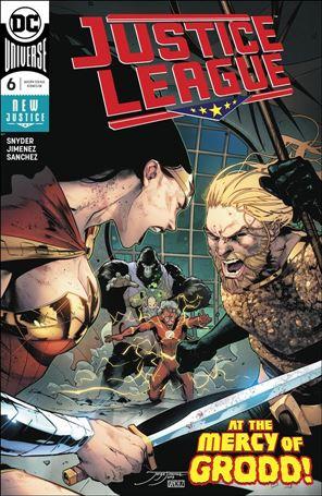 Justice League (2018) 6-A