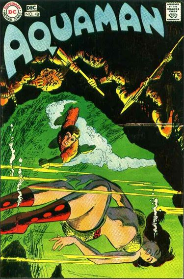 Aquaman (1962) 48-A by DC