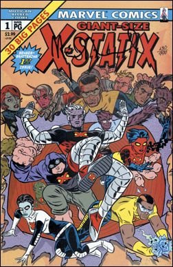 X-Statix 1-B by Marvel