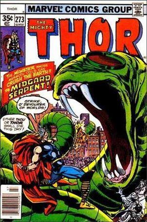 Thor (1966) 273-A