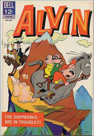 Alvin 11-A by Dell