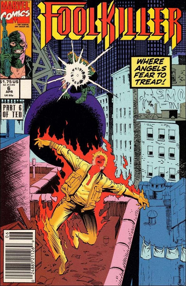 FoolKiller (1990) 6-A by Marvel