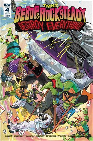 Teenage Mutant Ninja Turtles Bebop & Rocksteady Destroy Everything 4-B