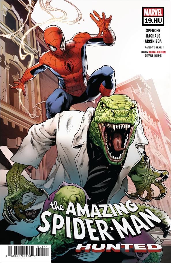 Amazing Spider-Man (2018) 19.HU-A by Marvel