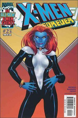 X-Men Forever (2001) 2-A