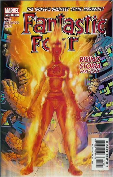 Fantastic Four (1961) 521-A by Marvel