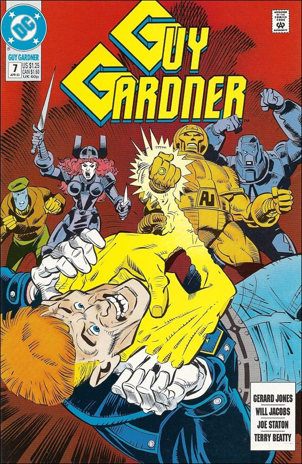 Guy Gardner 7-A by DC