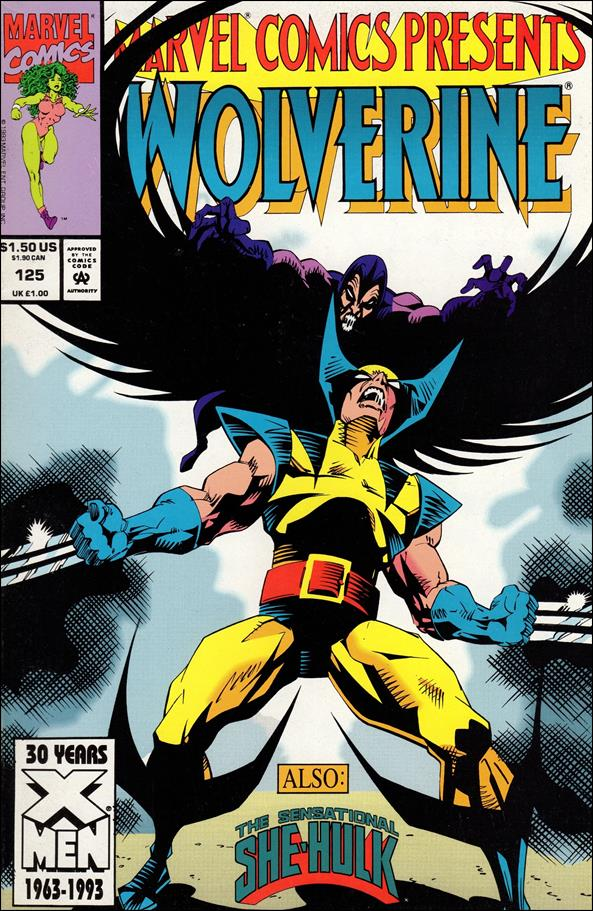 Marvel Comics Presents (1988) 125-A by Marvel