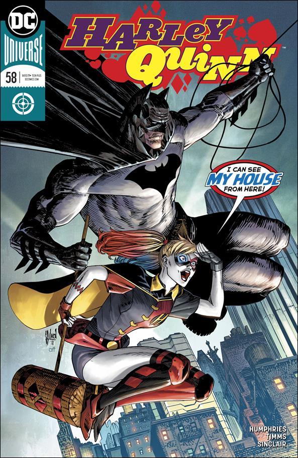 Harley Quinn (2016) 58-A by DC