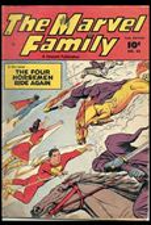 Marvel Family 48-A