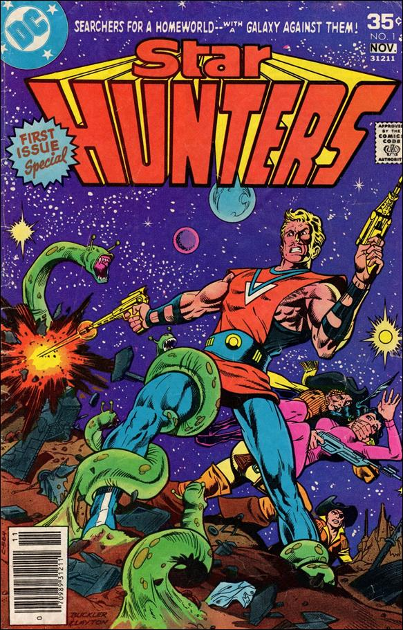 Star Hunters 1-A by DC
