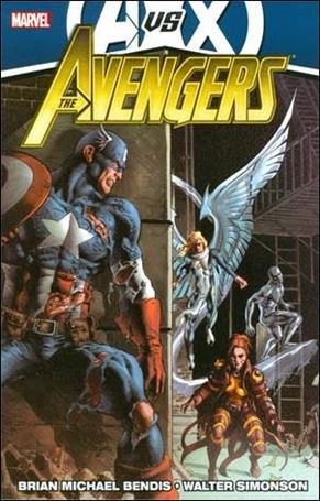 Avengers by Brian Michael Bendis  4-A