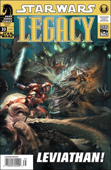 Star Wars: Legacy (2006) 33-A by Dark Horse