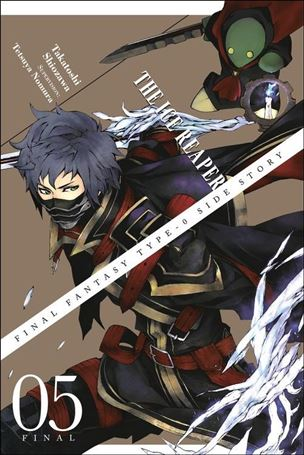 Final Fantasy Type-0 Side Story: The Ice Reaper 5-A