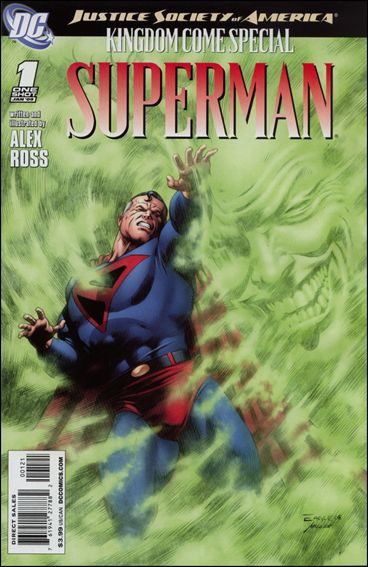 JSA Kingdom Come Special: Superman 1-B by DC
