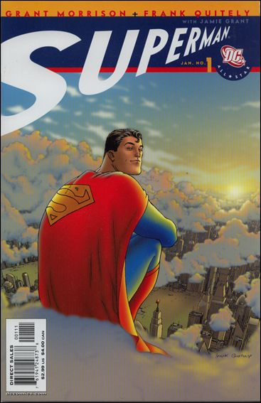 All Star Superman 1-A by DC