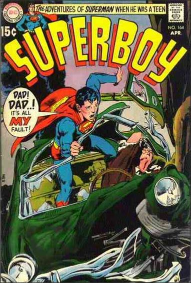 Superboy (1949) 164-A by DC