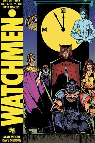 Watchmen (2008) nn-A by DC