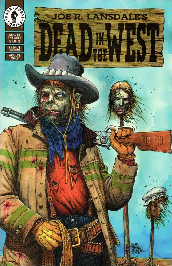 Dead In The West 2-A by Dark Horse