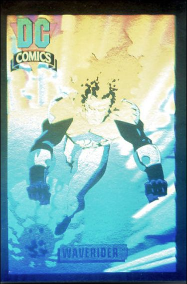 DC Cosmic Cards (Hologram Subset) DCH10-A by Impel