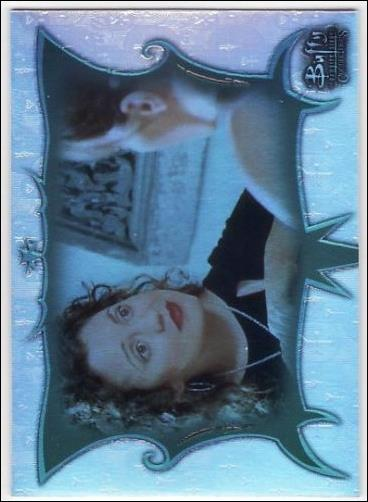 Buffy the Vampire Slayer: Connections (Parallel Foil Base Set) BC-62-A by Inkworks