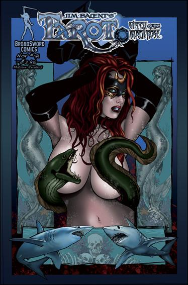 Tarot: Witch of the Black Rose 71-B by BroadSword Comics
