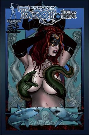 Tarot: Witch of the Black Rose 71-B