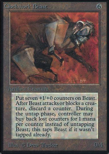 Magic the Gathering: Limited Edition Alpha (Base Set)236-A by Wizards of the Coast