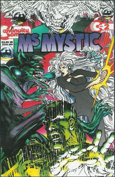 Ms. Mystic (1993) 2-A by Continuity Comics