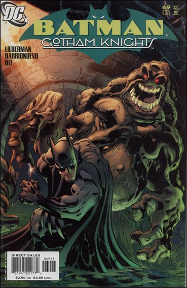 Batman: Gotham Knights 69-A by DC