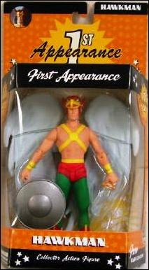 First Appearance (Series 2) Hawkman