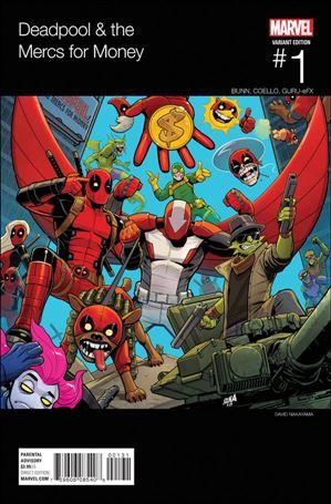 Deadpool & the Mercs for Money (2016/09) 1-E