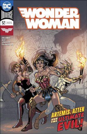 Wonder Woman (2016)  52-A