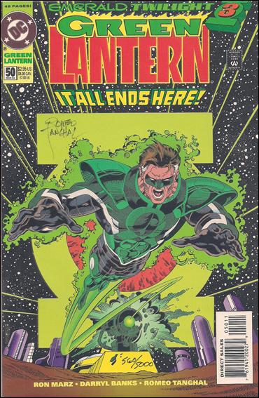 Green Lantern (1990) 50-B by DC