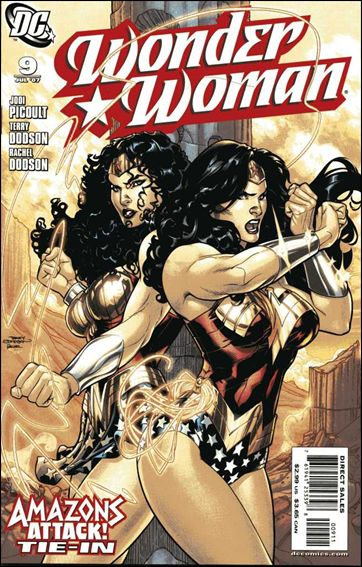 Wonder Woman (2006) 9-A by DC