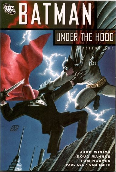 Batman: Under the Hood  1-A by DC