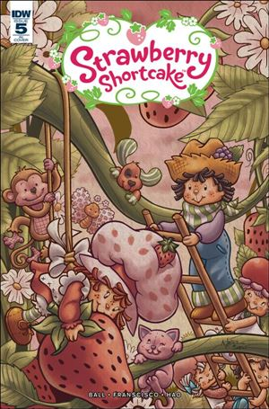 Strawberry Shortcake (2016) 5-D
