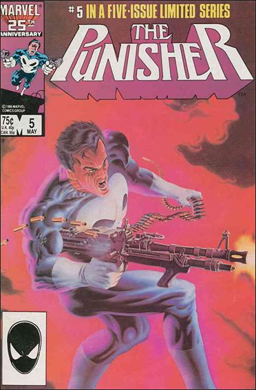 Punisher (1986) 5-A by Marvel