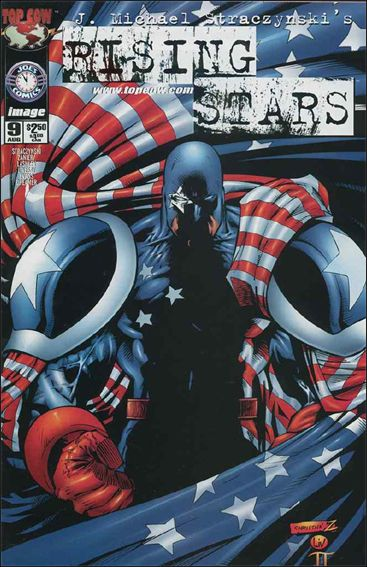 Rising Stars 9-A by Top Cow