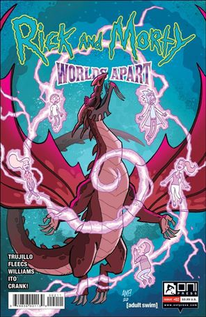 Rick and Morty: Worlds Apart 2-A
