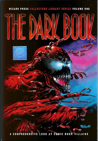 Dark Book 1-A by Wizard Press