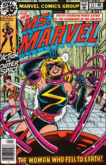 Ms. Marvel (1977) 23-A by Marvel
