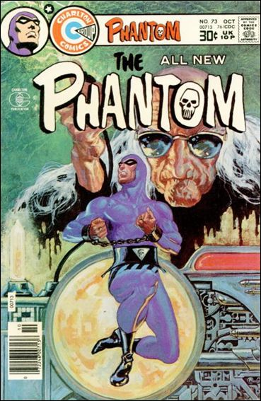 Phantom (1962) 73-A by Gold Key