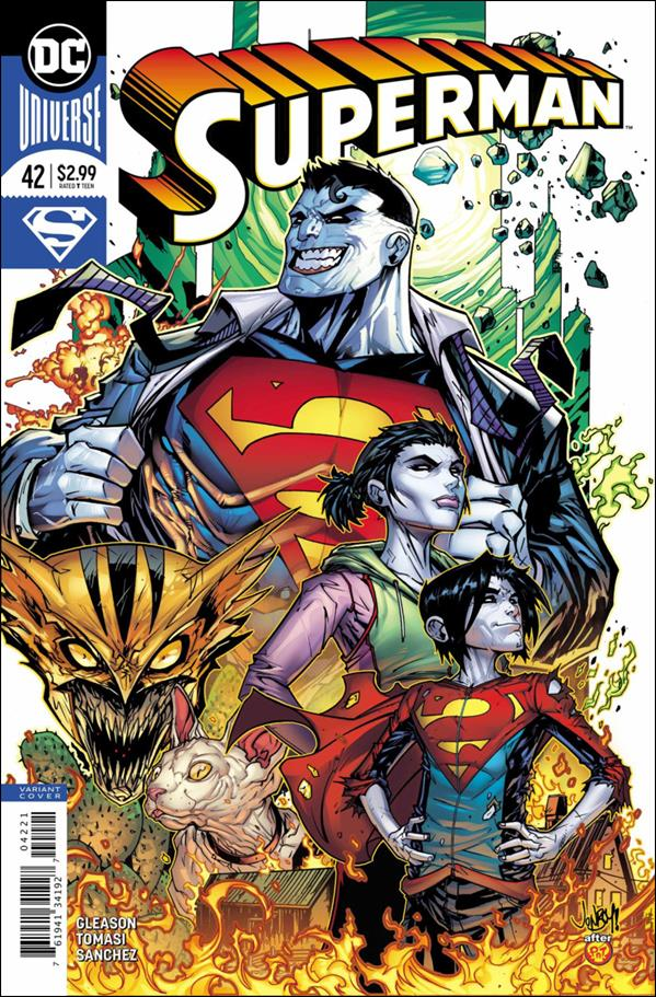 Superman (2016) 42-B by DC