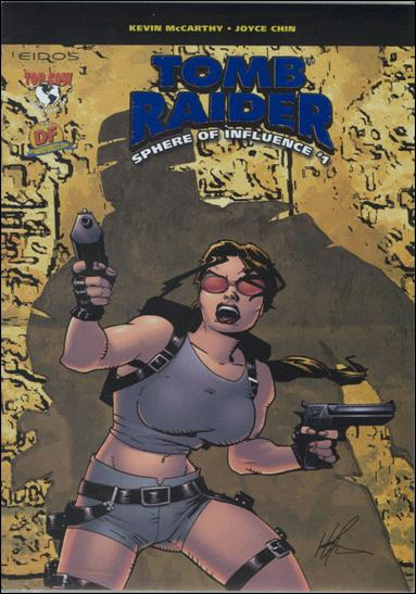 Tomb Raider: Sphere of Influence 1-F by Top Cow