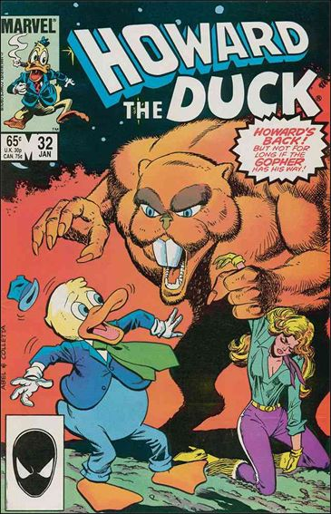 Howard the Duck (1976) 32-A by Marvel