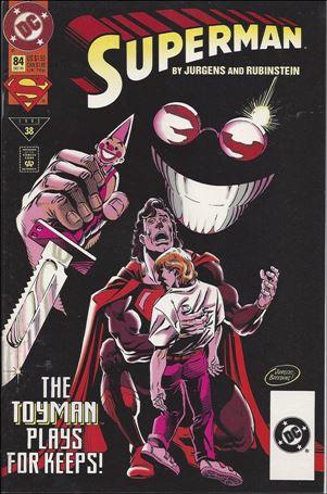 Superman (1987) 84-B