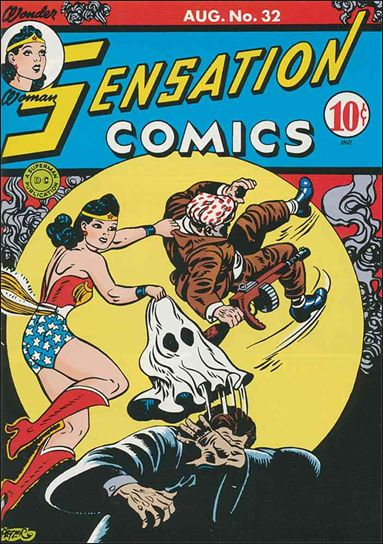 Sensation Comics (1942) 32-A by DC