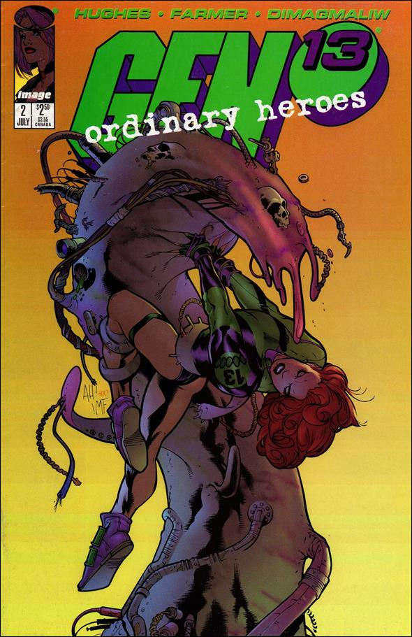 Gen13: Ordinary Heroes 2-A by Image