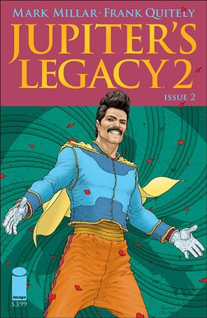 Jupiter's Legacy Vol 2 2-A